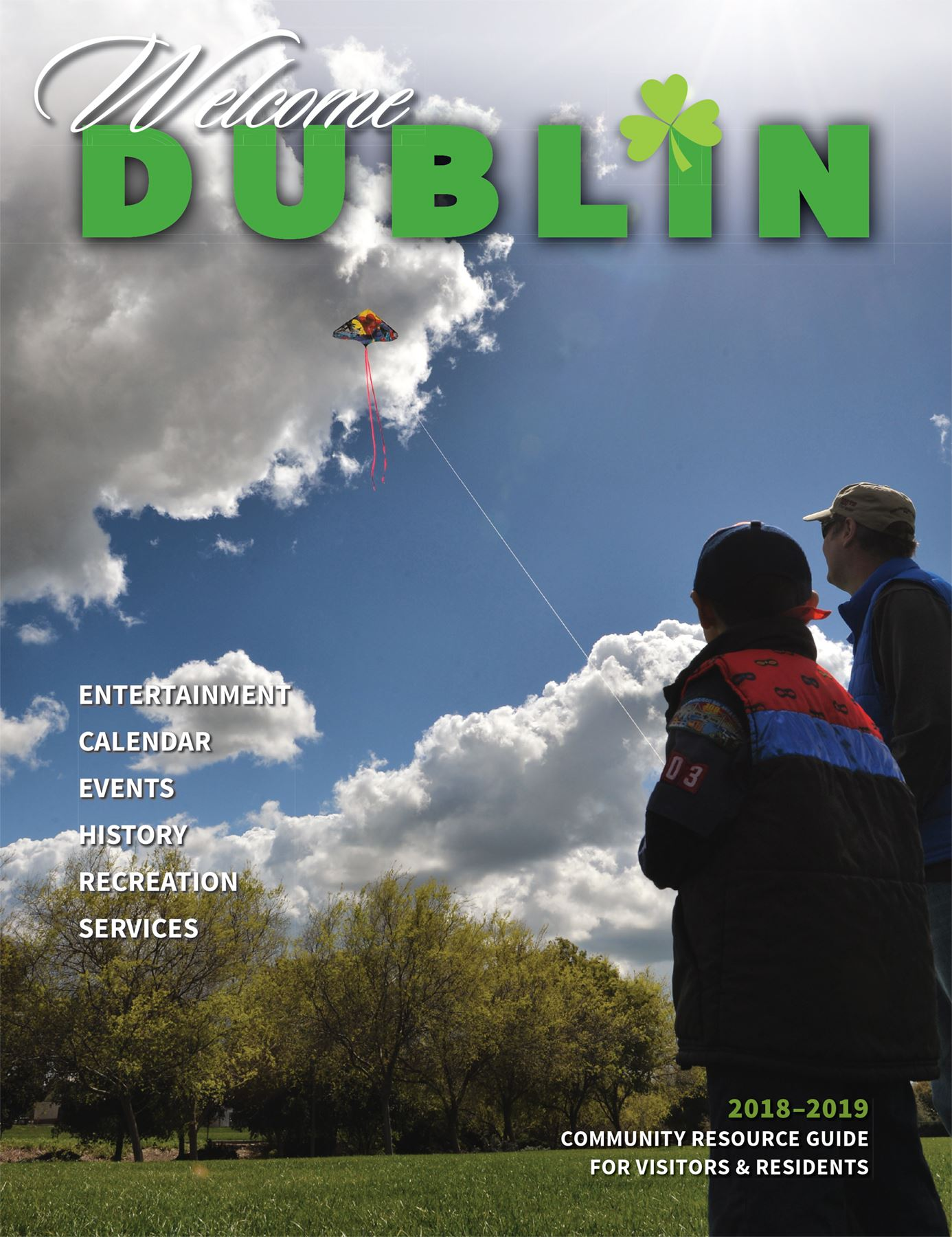 Welcome Dublin Cover1