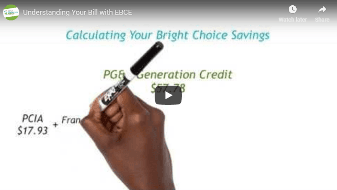 EBCE understanding your bill video Opens in new window