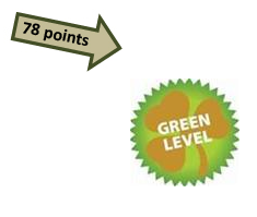78 Points - Green Level