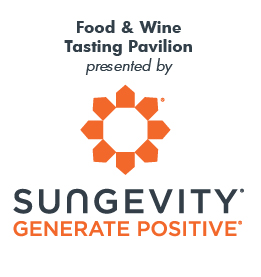 Food and Wine Tasting Pavilion presented by Sungevity